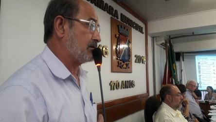Cinco projetos do vereador Nestor são aprovados na última sessão de 2016