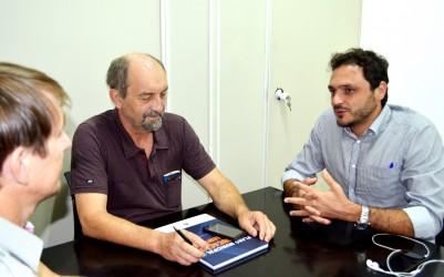 Marcelo Buz - Secretaria de Educação