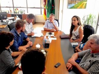 reunião vereadores da base do governo