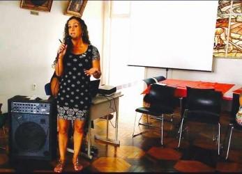 Ana Affonso ressalta a importância do 8 de março  como uma data de luta pelos direitos das mulheres