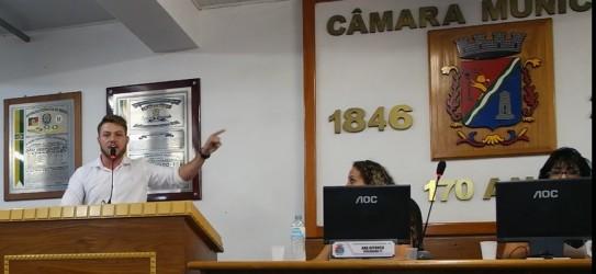 Dudu Moraes diz que recuperar São Leopoldo é um desafio de todos