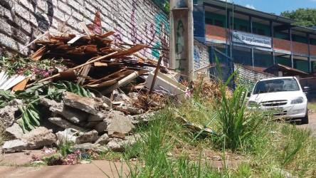 Arthur Schmidt mapeia seis pontos críticos de descarte irregular de lixo e propõe debate