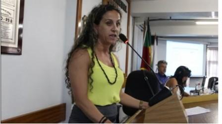 Ana Affonso e o 8 de março