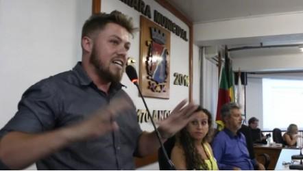 Dudu Moraes propõe audiência pública para tratar da violência em São Leopoldo