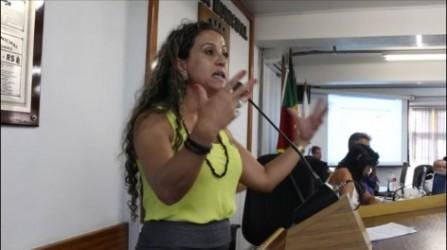 Ana Affonso ressalta importância do 8 de março e das manifestações contra a Reforma da Previdência