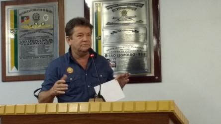 Ary Moura cobra falta de investimentos