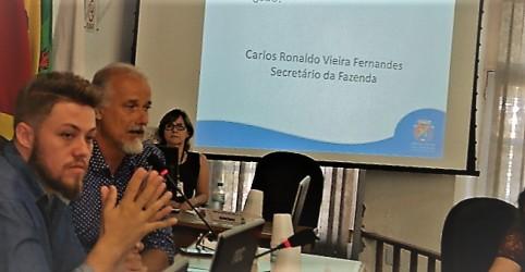 Dudu Moraes (PT) ressalta importância da Audiência Pública que vai tratar da situação financeira da Prefeitura de São Leopoldo, dia 20, na Câmara de Vereadores