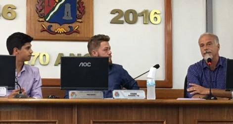 Preocupação com a situação financeira do município