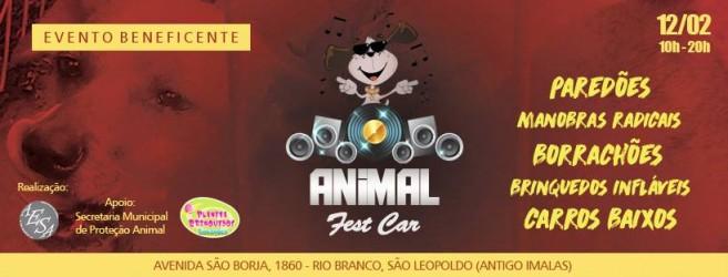 animal fest car