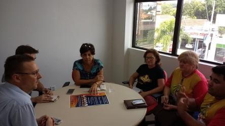Iara Cardoso divulga sessão solene no Jornal VS