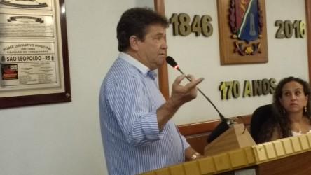 Ary Moura destaca boas iniciativas nos bairros