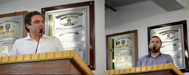 Em 53 dias de mandato a Bancada do PMDB mostra ações positivas para São Leopoldo