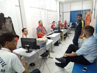 Em reunião com a Defesa Civil, Dudu Moraes ressalta a importância da prevenção às cheias
