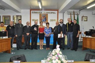 Júlio Galperim participa de homenagem à Renovação Carismática Católica