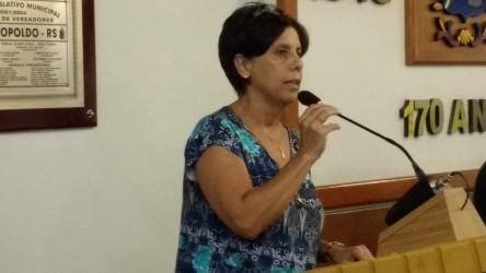 Iara Cardoso quer Comissão Especial para a área da Saúde