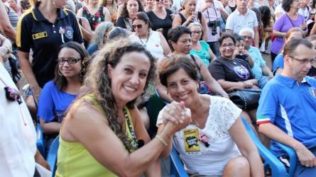 Vereadoras Ana Affonso e Iara Cardoso participam do Sarau Cultural de abertura das atividades do Mês da Mulher em São Leopoldo
