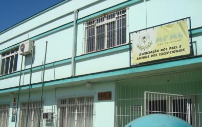 Dudu Moraes ressalta importância da APAE para comunidade de São Leopoldo