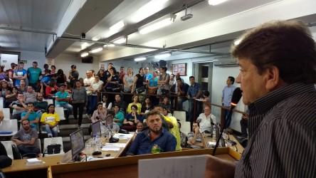 Ary Moura cobra ação dos governos Estadual e Federal