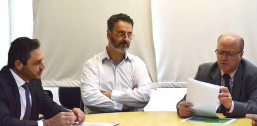 Marcelo Buz se reúne com o secretário de Segurança Pública do Estado Cezar Schirmer e solicita mais segurança e efetivo militar para São Leopoldo