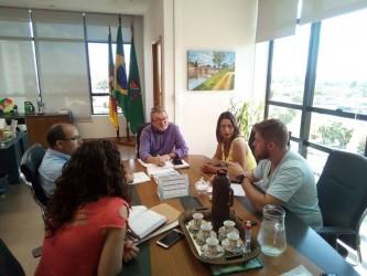 Dudu Moraes intermediou Emenda Parlamentar do deputado Marco Maia que destina R$ 125 mil para as academias ao ar livre
