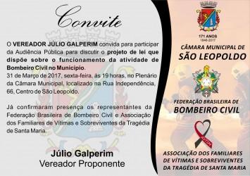 Familiares de sobreviventes da Boate Kiss estarão em São Leopoldo para audiência pública