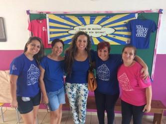 Ana Affonso percorre escolas de São Leopoldo e coloca seu mandato à disposição da comunidade escolar