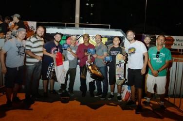 Dudu Moraes ressalta a importância de São Leopoldo ter sediado a etapa gaúcha de skate, seletiva ao mundial que ocorre em abril, no RJ