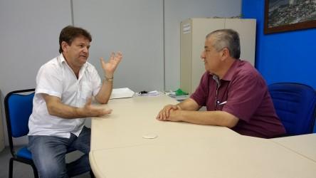 Vereador Ary Moura lamenta sucateamento das Obras