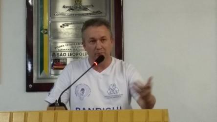 Fabiano Haubert cobra ações e destaca saída do PDT do governo Sartori