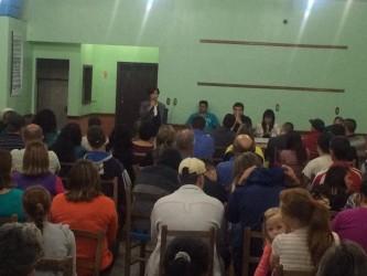 Iara Cardoso destaca reunião no Parque Itapema