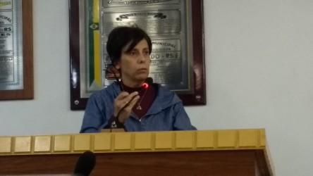 Iara Cardoso propõe pré-agendamento de consultas