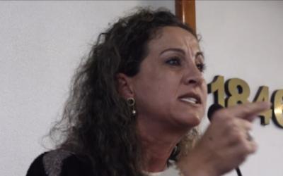 Ana Affonso critica vereador que chamou trabalhadores de vagabundos, durante a greve geral da última sexta-feira (28/4)