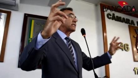 Deputado Zimmermann (PT) utiliza tribuna para falar do movimento pela recuperação das perdas decorrentes da Lei Kandir