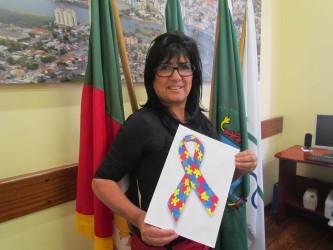 Vereadora Cigana defende atendimentopreferencial às pessoas com autismo