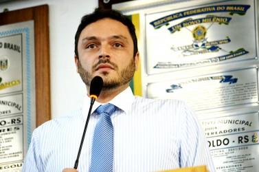 Marcelo Buz protocola oito projetos de Lei e uma intenção de projeto na área de segurança