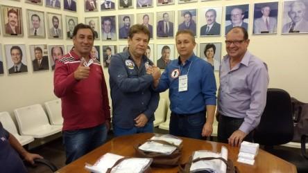 Ary Moura é o novo presidente do PDT de São Leopoldo