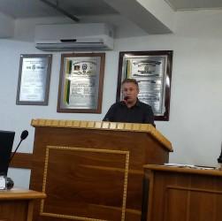 Segundo projeto de Fabiano Haubert é aprovado por unanimidade