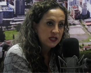Ana Affonso participa de entrevista na Rádio Nova Progresso