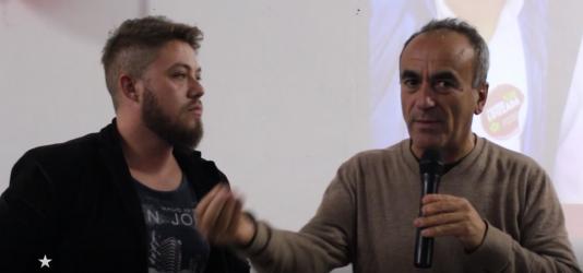 Deputado Marcon fala da importância do trabalho de Dudu Moraes junto à juventude de São Leopoldo