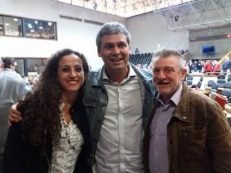 PT-RS promove debate com a presença de Dilma e dos senadores Lindbergh Farias e Gleisi Hoffmann