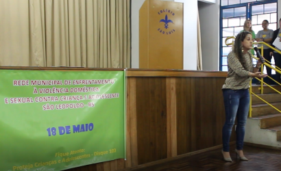 Durante XIII seminário da Rede Municipal de Enfrentamento à Violência Sexual contra a Criança e o Adolescente, Ana Affonso (PT) afirma que escola deve ampliar espaços para o tema da sexualidade