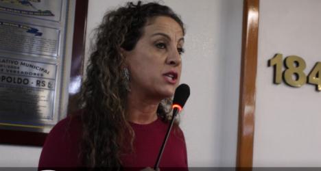 """""""Não basta ser mulher"""", afirma Ana Affonso ao criticar vereadora do PMDB de Farroupilha por preconceito aos nordestinos"""
