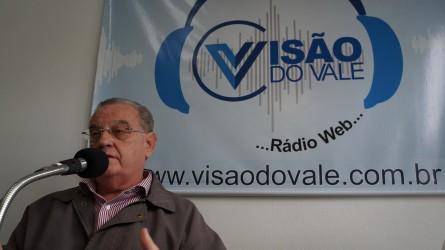 Em entrevista à Visão do Vale, Júlio Galperim fala sobre os primeiros cinco meses de trabalho