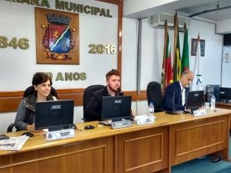 Dudu Moraes presidiu audiência pública sobre as metas fiscais do 1º quadrimestre de 2017