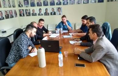 Em reunião com secretarias municipais, Dudu Moraes discute projeto das hortas comunitárias