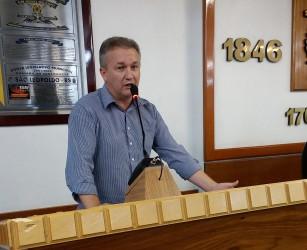 Projeto de Fabiano Haubert é aprovado em primeira votação