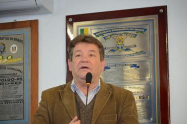 Ary Moura lamenta falta de investimentos federais