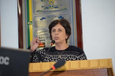 Iara Cardoso propõe mudança do uso da área na Cerâmica Anita