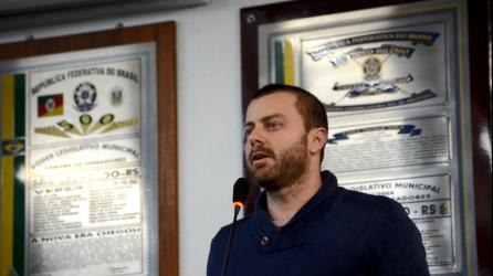 Arthur Schmidt aprova lei que homenageia ex-vereador com nome de rua no São João Batista