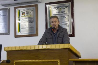 Fabiano pede que projetos sejam apreciados mais rapidamente na Câmara